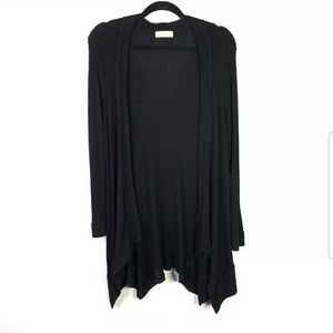 Altar'd State Open Front Cardigan Womens Sz L